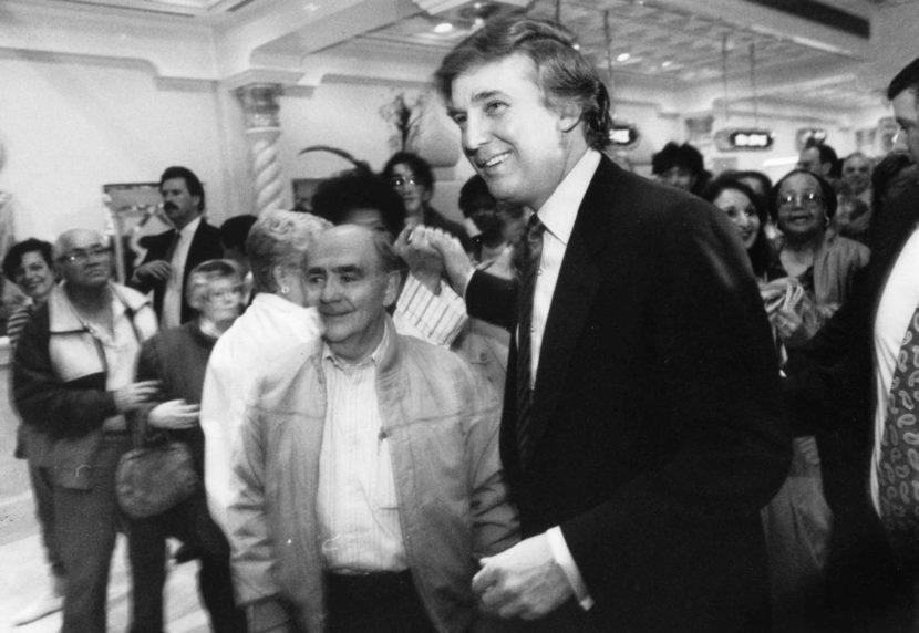 Die Marke Trump: Markenwert rettet den Hintern
