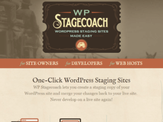 WP Stage Coach: B2B Branding mit Cowboy-Appeal