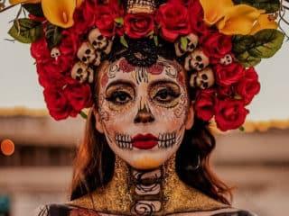 """Día de los Muertos"": Wie das 'andere' Halloween zu neuem Mut inspiriert"